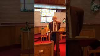 Sunday Morning Sermon 5/10/20 - Alleghany Church of Christ - Porter Riner