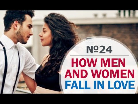 FALLING IN LOVE: How to make someone fall in love with you. How men fall in love /women fall in love