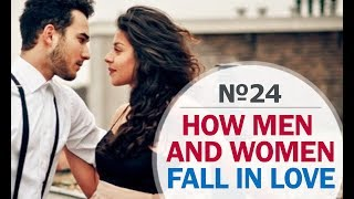 FALLING IN LOVE: How Men and Women Fall in Love | Psychology of Happiness
