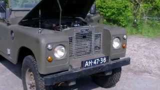 Land Rover 2A (1971 ex-mil ambulance)