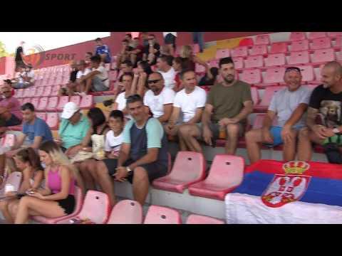 Gzira United (Malta) - Radnički Niš (Srbija)  0:1  - 19.7.2018.
