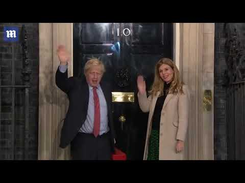 Boris Johnson and Carrie Symonds wed in secret ceremony at Catholic Westminster Cathedral