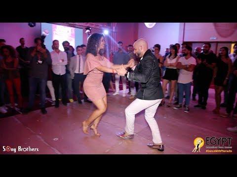 Ataca & La Alemana ,Xtreme Te Extrano @ Egypt International Dance Congress 2017