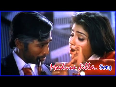 Thiruvilaiyaadal Aarambam Tamil Movie - Madura Jilla Song Video | Dhanush | Shriya Saran | D Imman