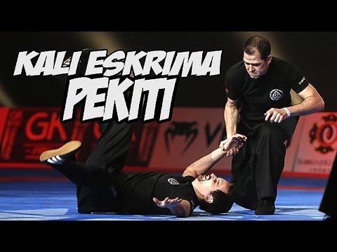 Le Kali Eskrima style Pekiti au 29ème Festival des Arts Martiaux