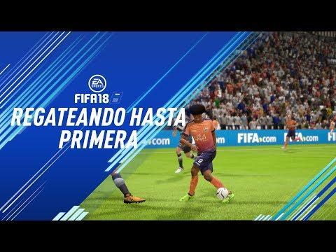 """Regateando hasta Primera Division Ep .2 FIFA 18 """"Los primeros equipos"""""""