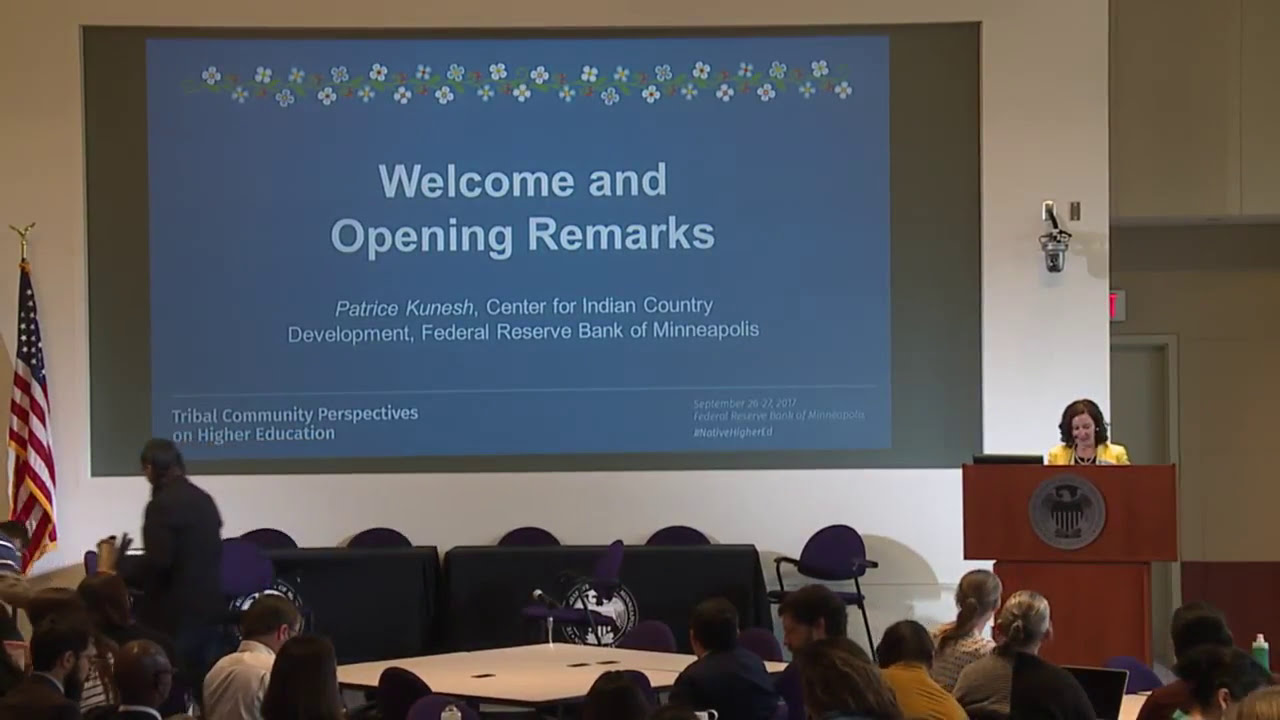 Tribal Community Perspectives on Higher Education | Federal