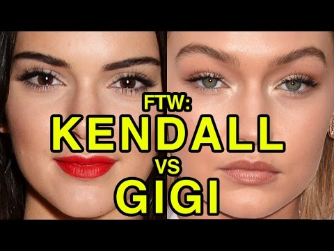For The Win: Kendall Jenner vs Gigi Hadid