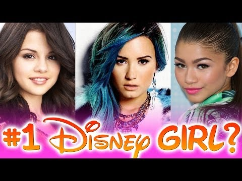 DISNEY GIRLS! Who's Your Favorite of All Time?