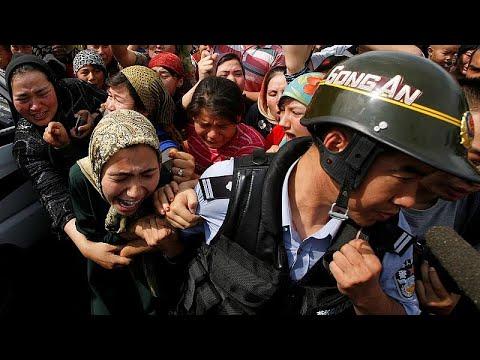أمريكا وألمانيا تنتقدان الصين بسبب احتجاز أكثر من مليون من أقلية الويغور المسلمة …