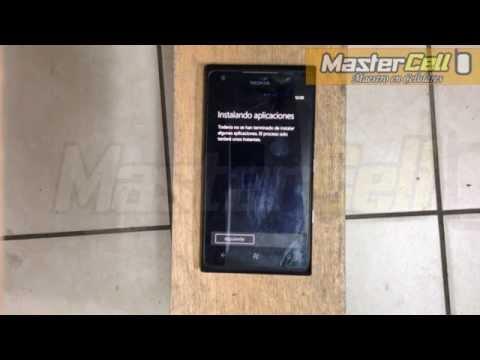 Hard Reset Nokia Lumia 900