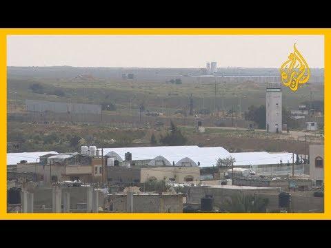 ما وراء الجدار الأسمنتي المصري على حدود غزة؟  - نشر قبل 2 ساعة