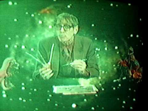 Dr.Franklin Ruehl's Straw-in-the-Potato Demo