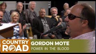 Gordon Mote sings