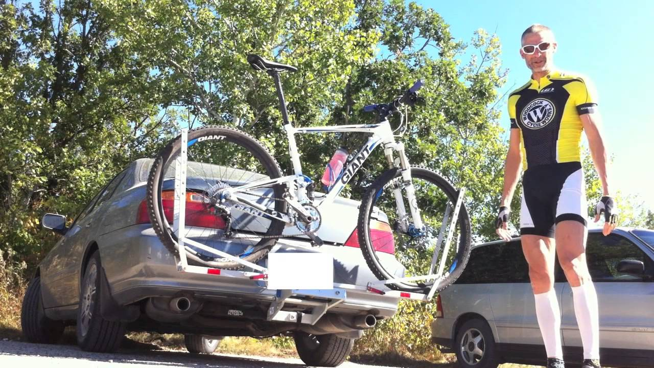 1up Usa Quick Rack Hitch Mount Bike First Look Review