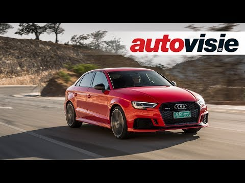 Autovisie TV: Door Oman in de Audi RS3 Limousine (2017)