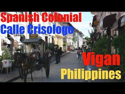Vigan Illocos Sur Luzon Island