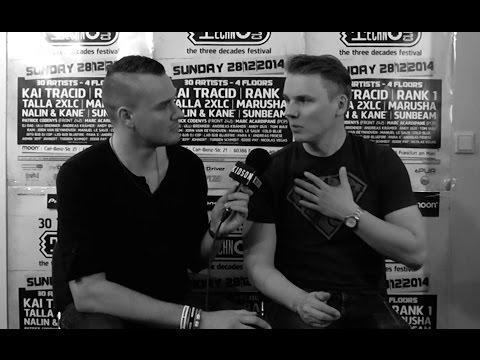 Kai Tracid interview, 30 Years of Technoclub, Frankfurt, 2014.