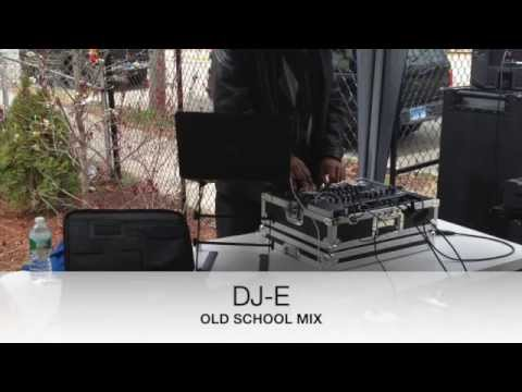 DJ-E Old School Mix