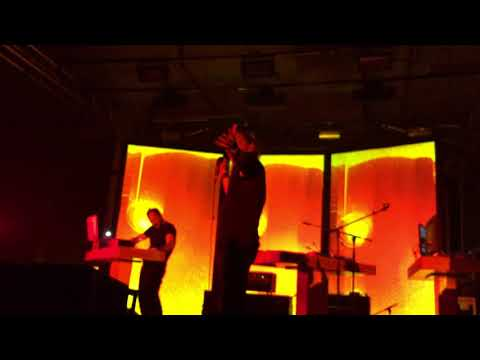 Thom Yorke at Day for Night Festival Houston TX front row HQ PART 4/4