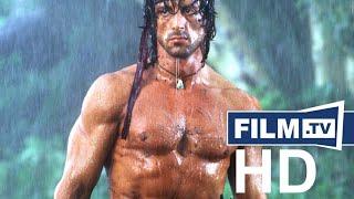 Rambo: Trilogie in 4k Trailer Deutsch German (2018)