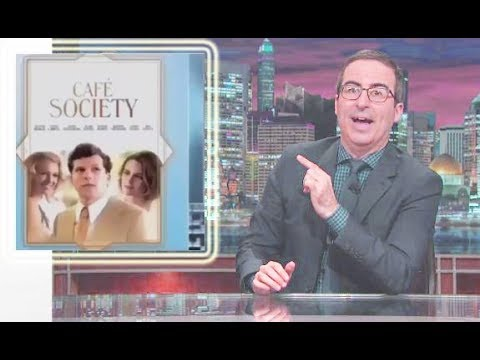 Café Society (HBO) - Last Week Tonight with John Oliver Sep 24, 2017
