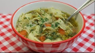 Homemade Chicken Soup  Chicken Soup Recipe