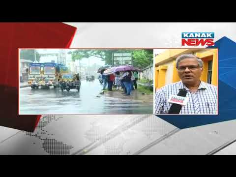 Low Pressure Over Bay of Bengal Turns Depression, Heavy Rainfall Expected In Odisha