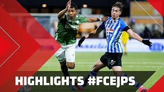 HIGHLIGHTS | FC Eindhoven - Jong PSV