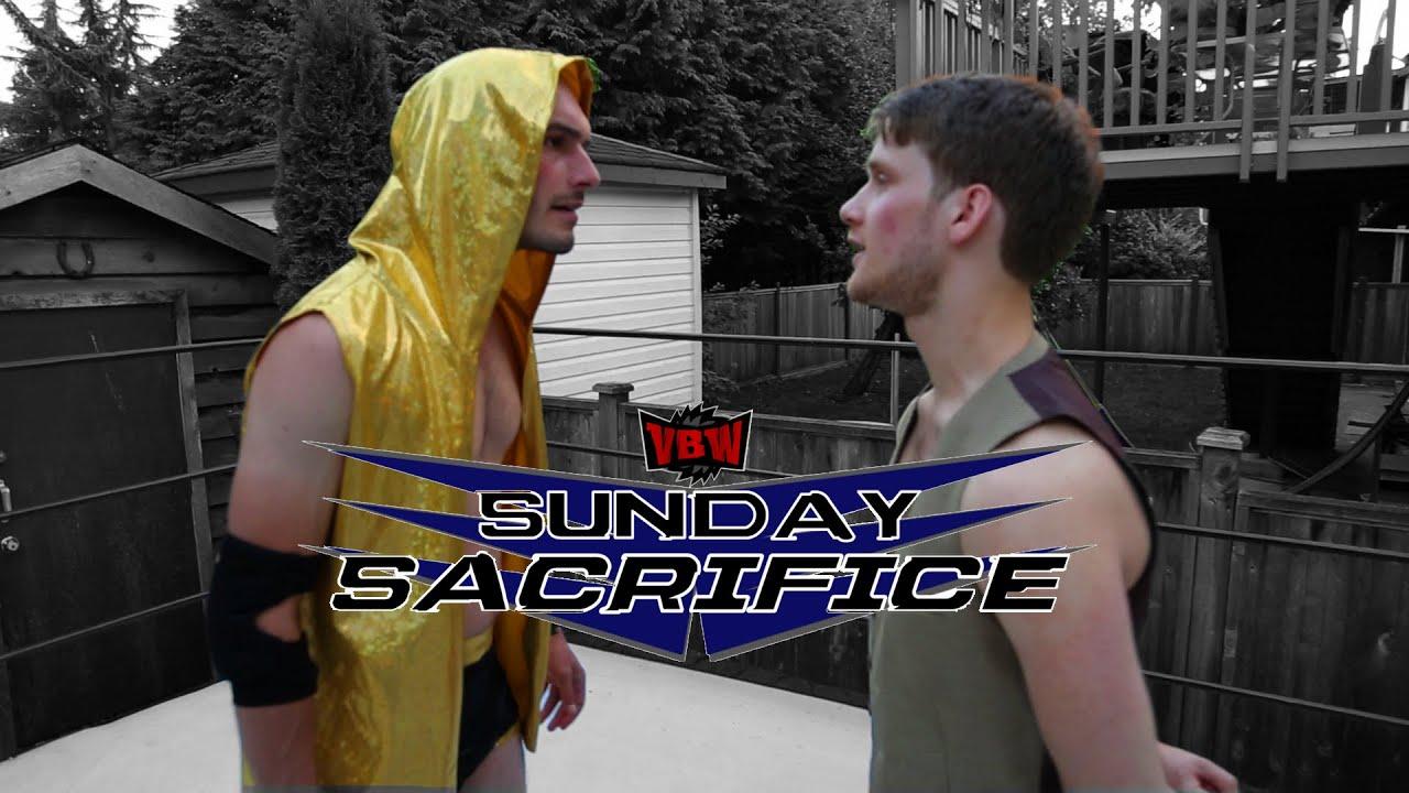 vbw season 3 episode 6 sunday sacrifice backyard wrestling