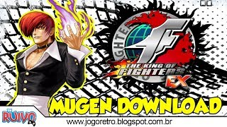 The King of Fighters EX 2019 (KOF 2019 MUGEN Edition)