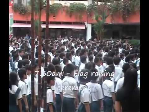 Memory in my primary school