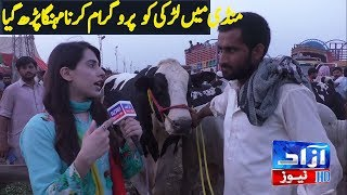 Crowd in Lahore Mandi| People give very low price | sale and purchase animals in Mandi