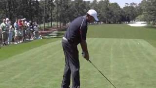 Masters 2011 Practice Round Pt 3 - Charl Schwartzel, Alvaro Quiros, Angel Cabrera & more