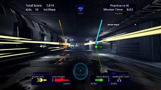Incredible: Descent Underground | Gameplay / vs AI | Speedrun game