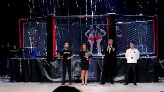 Турнир по MMA ZFP 1 Восхождение Чебоксары 20 октября 2017. Шоу. Как это было.
