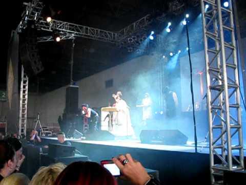 Das Ich - Gottes Tod (Live at Agra halle on Wave Gotik Treffen 2011)
