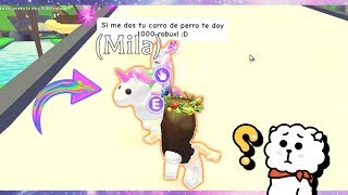 """THIS CHICA GIVES ME 800 ROBUX!! """"ME""""♥Roblox♥"""