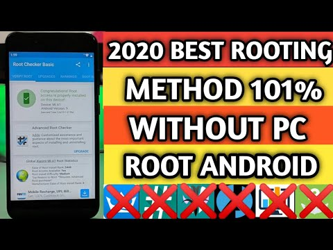 How To Root Android Phone || New Rooting 2020 App || Without PC Without Kingroot Without TWRP