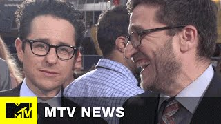 J.J. Abrams Answers All Our Yes Or No Questions About 'Star Wars: The Force Awakens' | MTV News