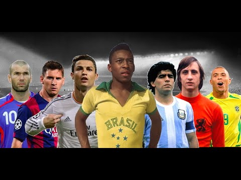 all time best players in soccer