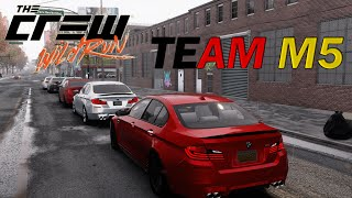 The Crew: Wild Run - TEAM M5 CRUISE  [New York and Washington DC]