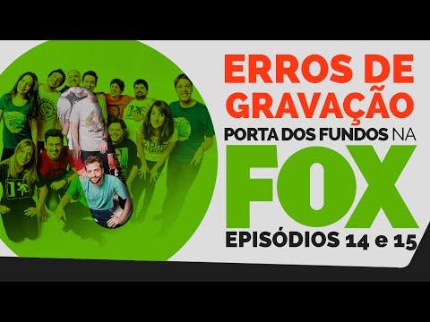 Erros de Gravação – FOX 14 e 15