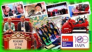 Euro Attractions Show 2018 Amsterdam - Rundgang, Neuheiten & Interview mit Michael Mack | Reportage