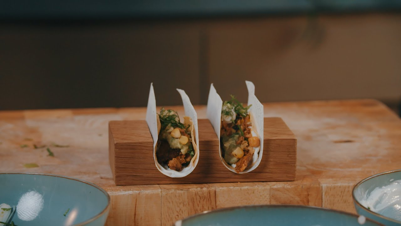 Tastes of the World | MESA Taco's Laurens Sijssens