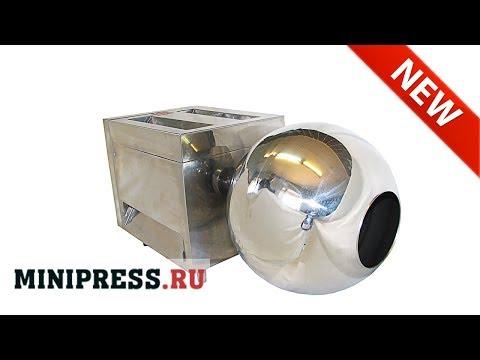 🔥Machine For Boilies Production BR-10 Minipress.ru