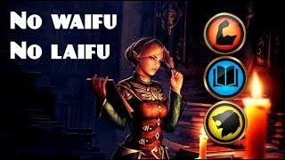 Moussa Kaddour's Expertise Guildsworn | Waifu Overdose - Elder Scrolls Legends