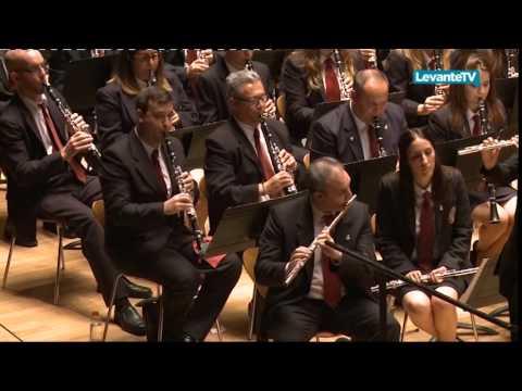 """WINE-DARK SEA"", de John Mackey - Societat Unió Musical d´Alberic - CIBM 2017 Valencia"