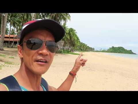 Philippines Trip 2016 Vlog 9 - Nacpan Beach, El Nido, Palawan
