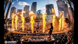 JAUZ Live At Ultra Music Festival Miami 2018